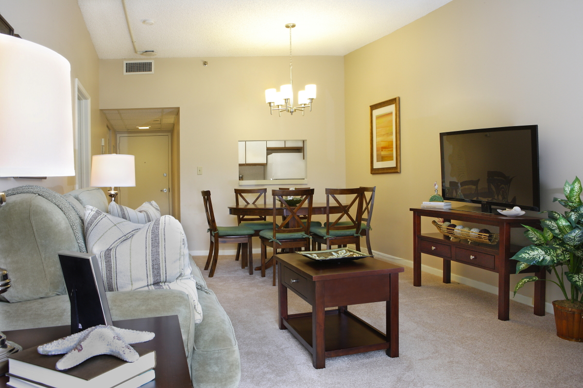 Palm Aire - Pompano Beach Senior Assisted Living, Open Floor Plan