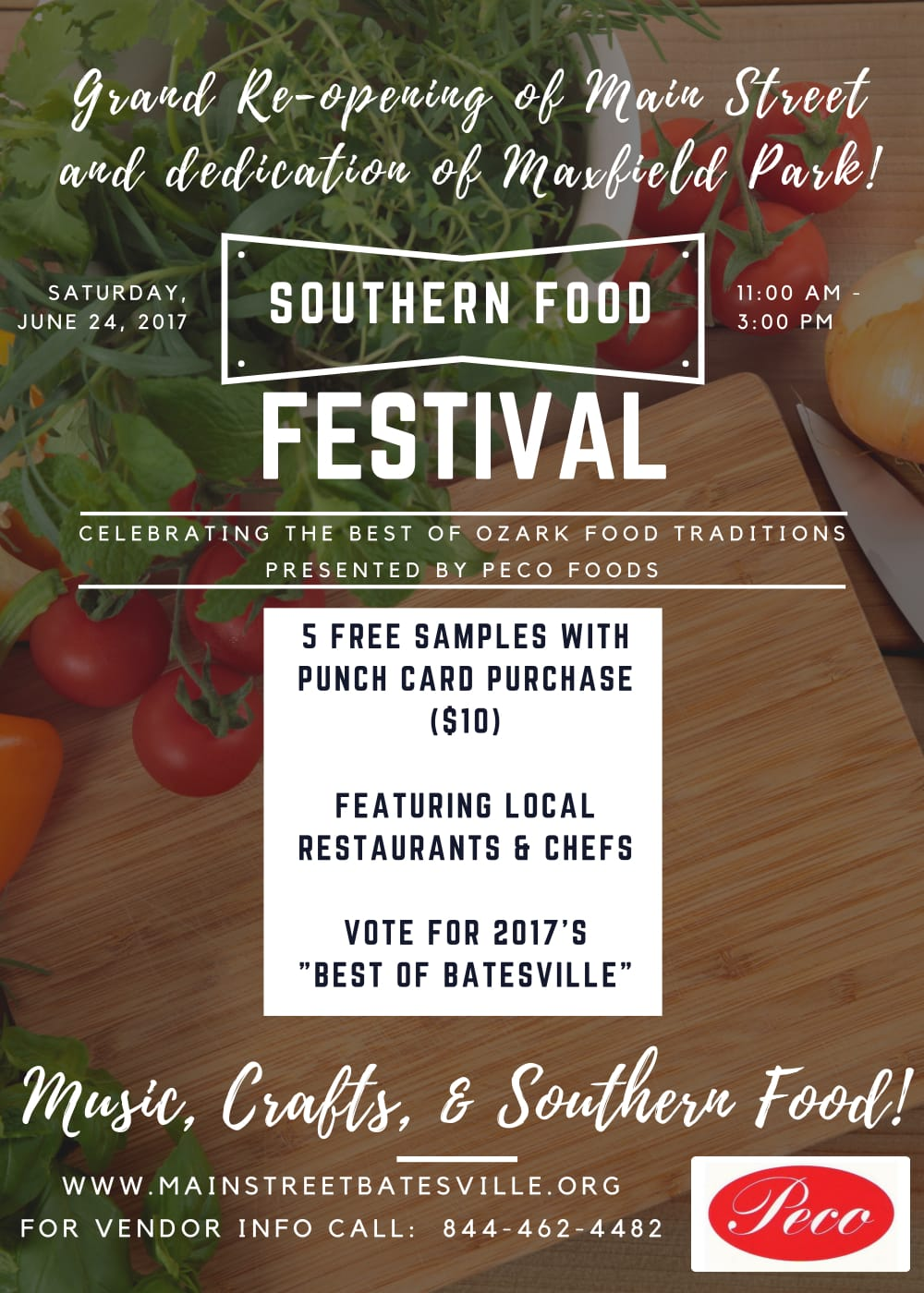 Southern Food Festival