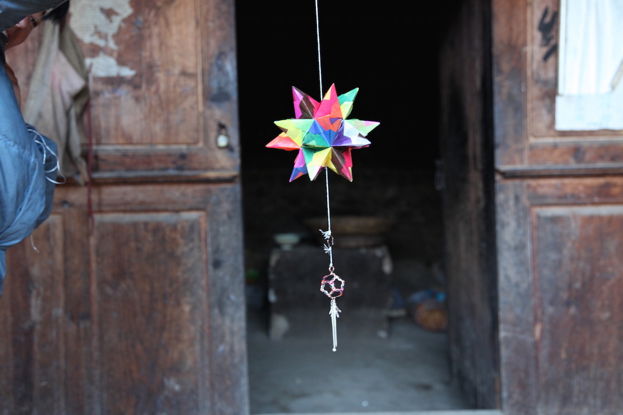 Gift for the Shaman's Father (Kite + Orb) ///Photo: Samantha Silver