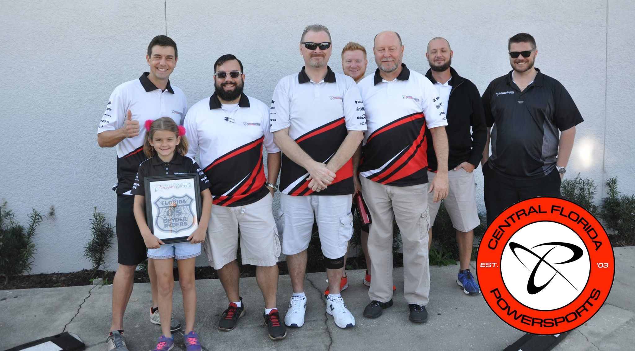 Central Florida PowerSports … US Spyder Ryders Sponsor extraordinaire