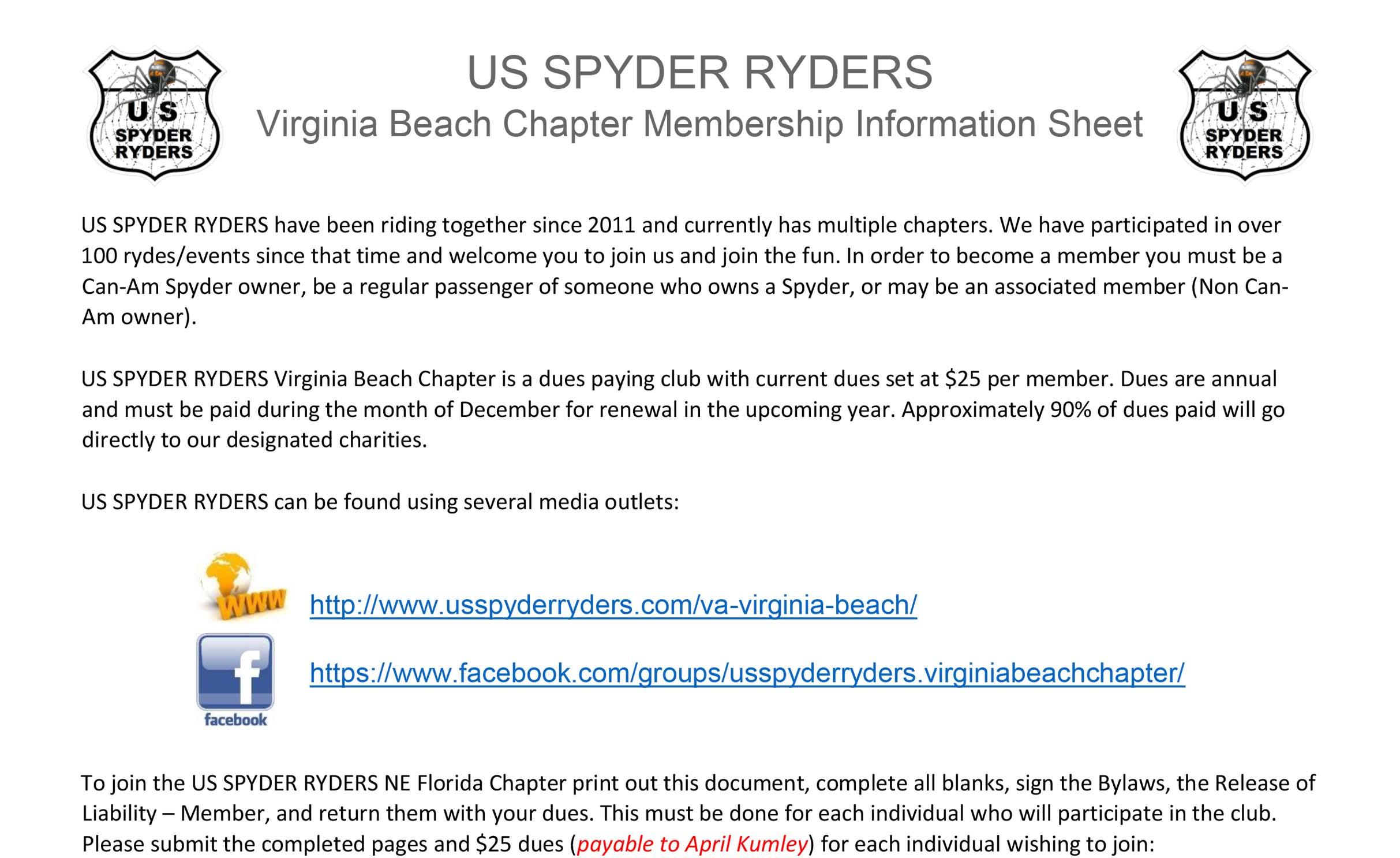 Membership Sign-up