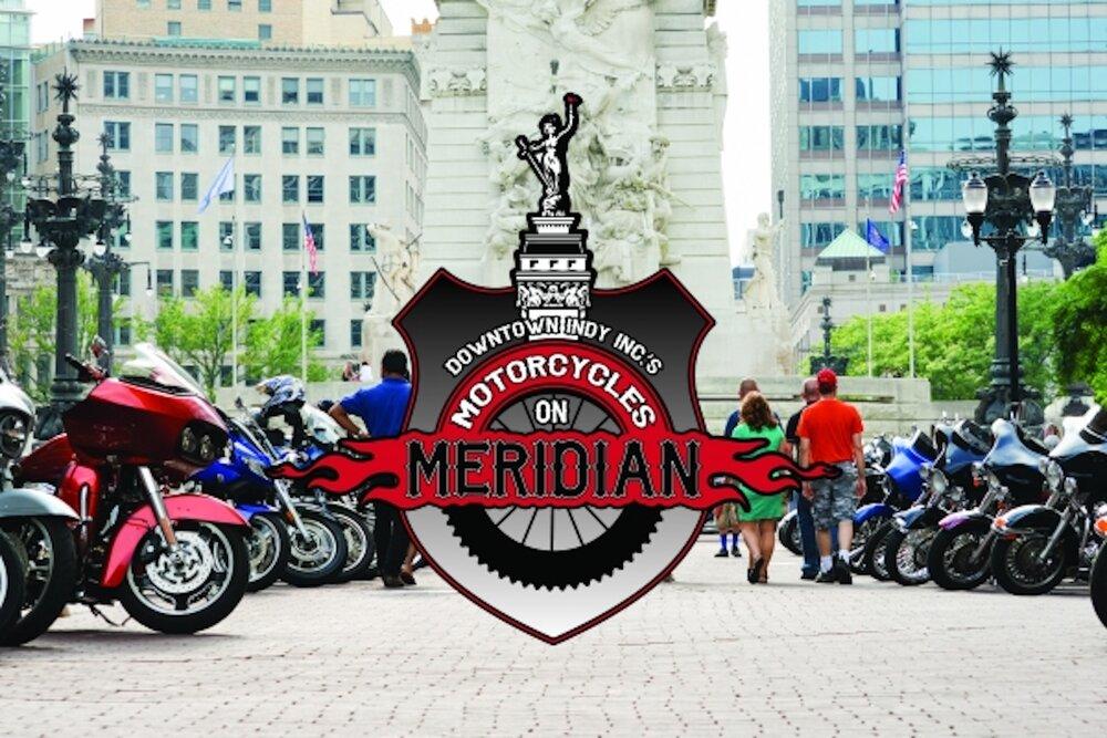 Motorcycles On Meridian October 10