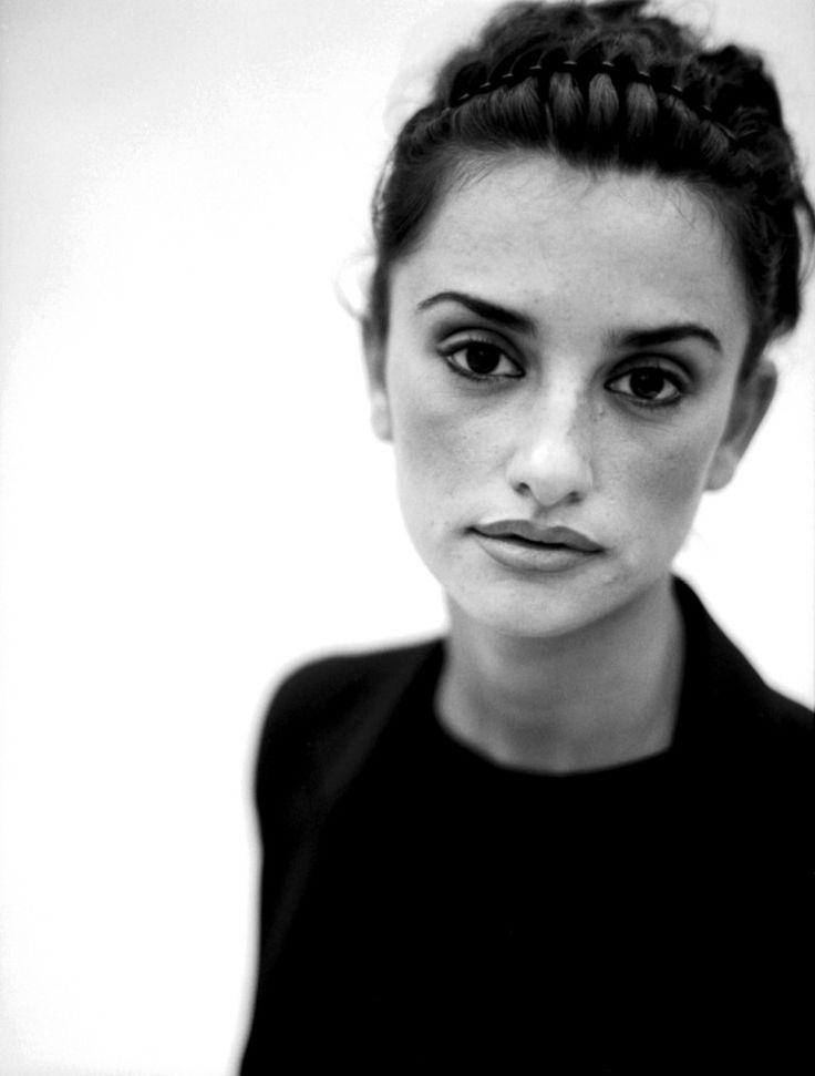 Penelope Cruz by Peter Lindberg