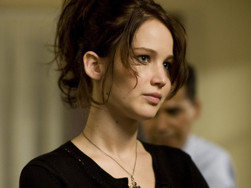 Jennifer Lawrence in Silver Lining Playbook