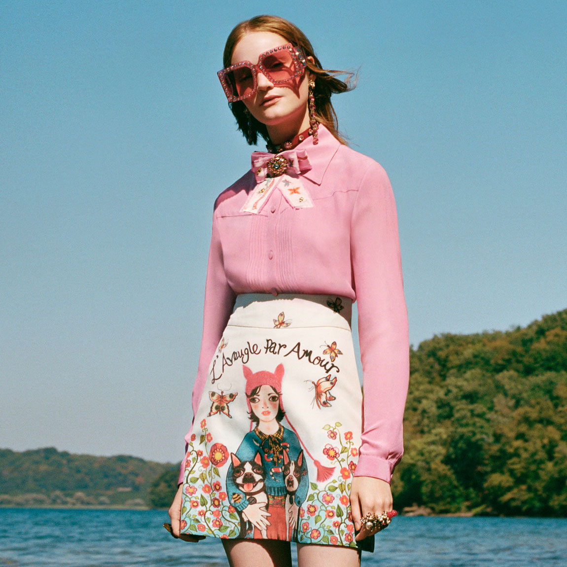 You'll Want Everything from the New Gucci x Unskilled Worker Collab (ShopStyle Australia)
