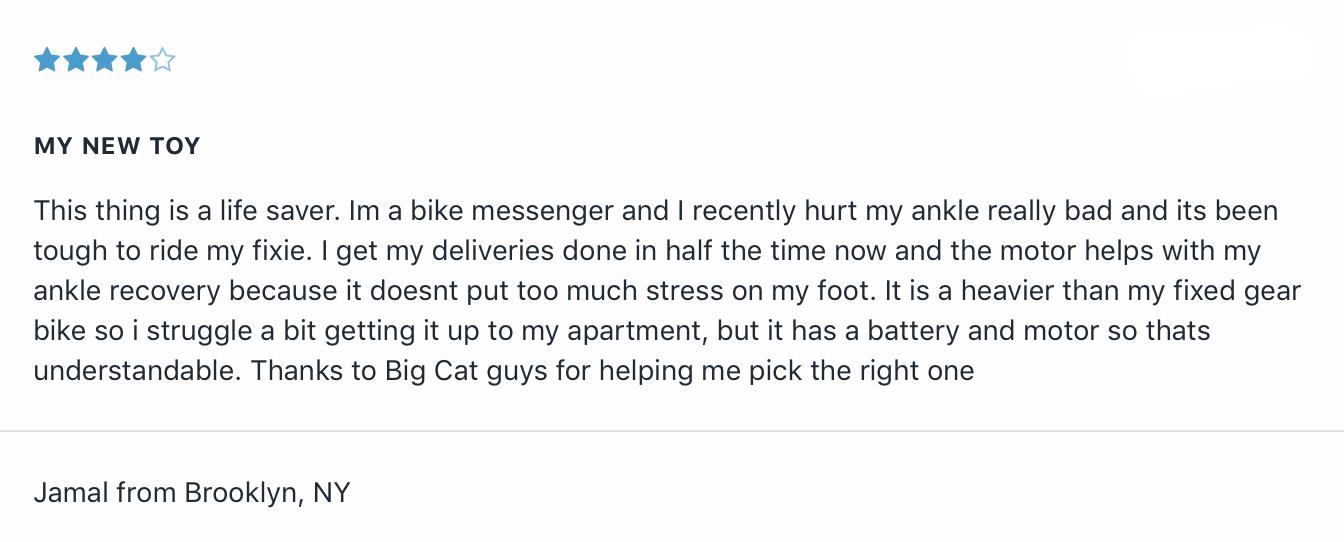 big cat ebike reviews electric bike