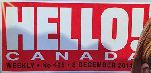 Hello Magazine Canada
