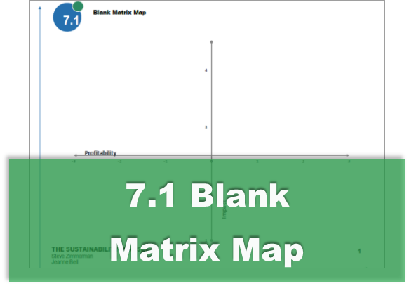 7.1 Blank Matrix Map