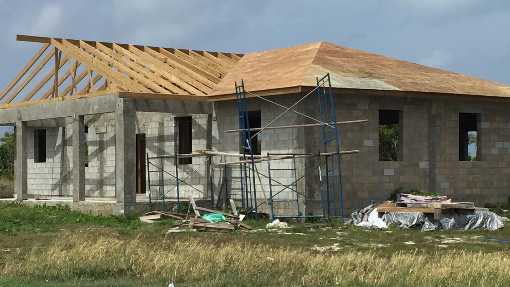 Rum Cay Community/Hurricane Shelter