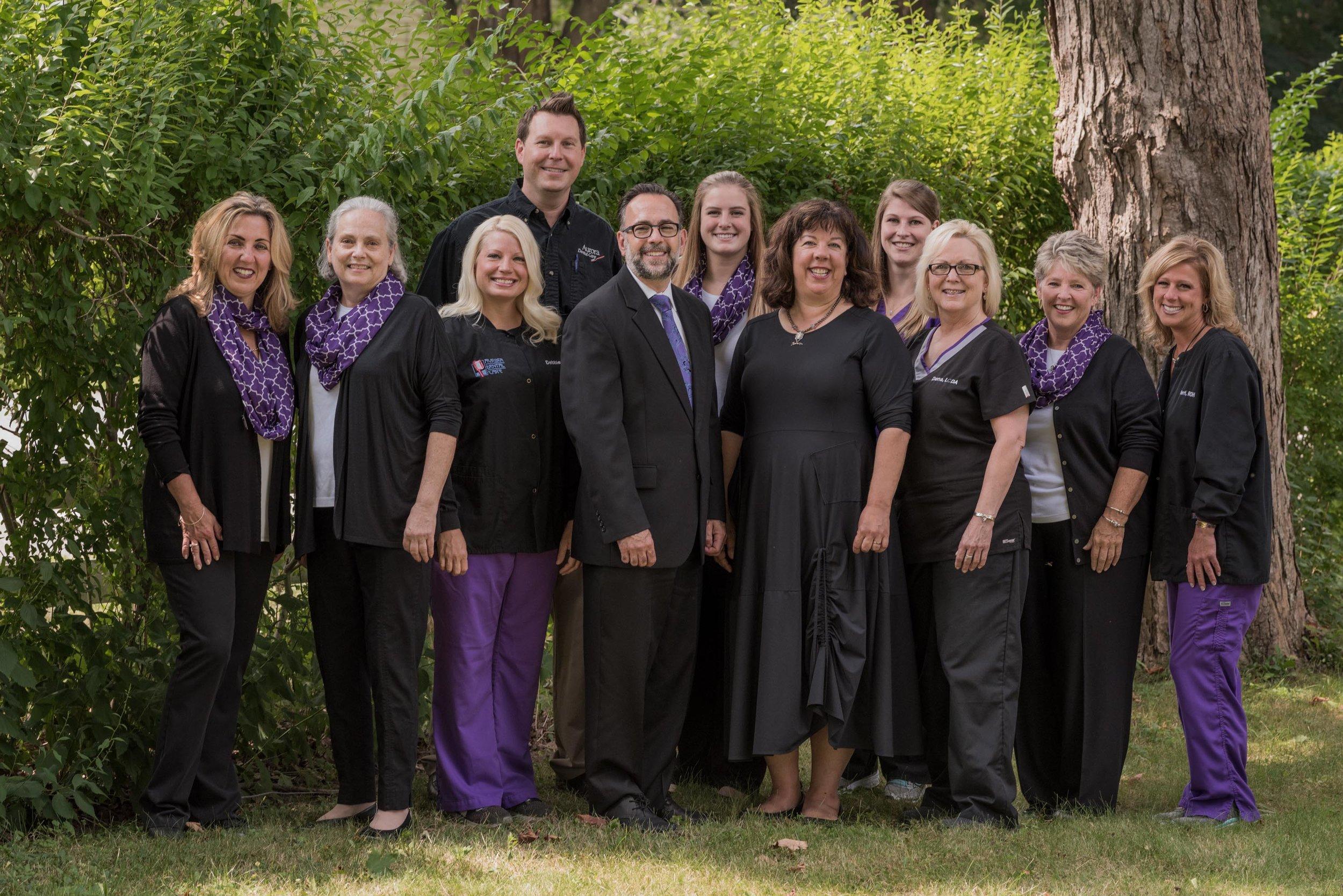 Aurora Dental Care Team