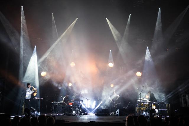 Portico Quartet credit John Williams