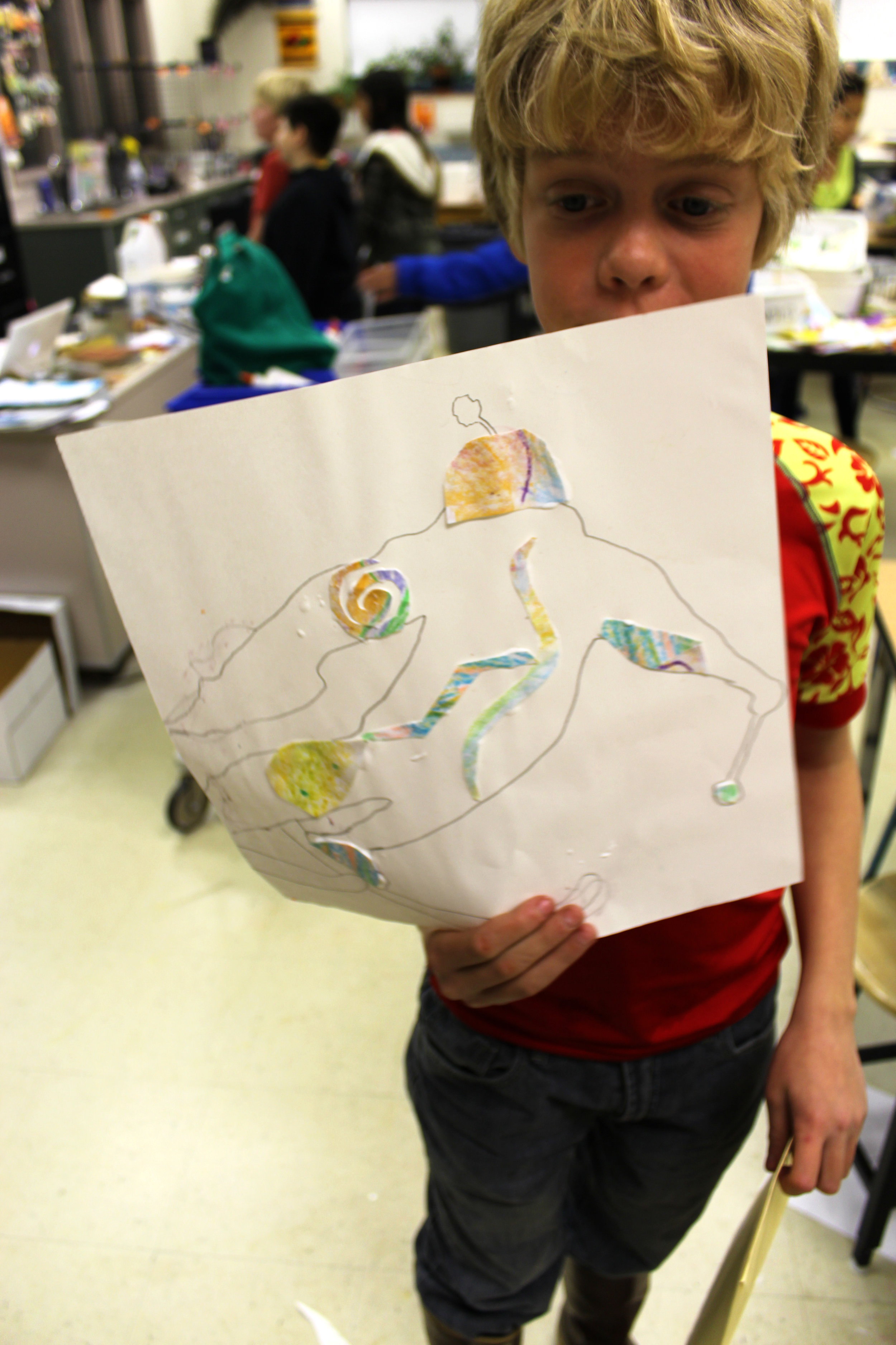 Arts Integration & Experimentation and Process, ages 11 - 13