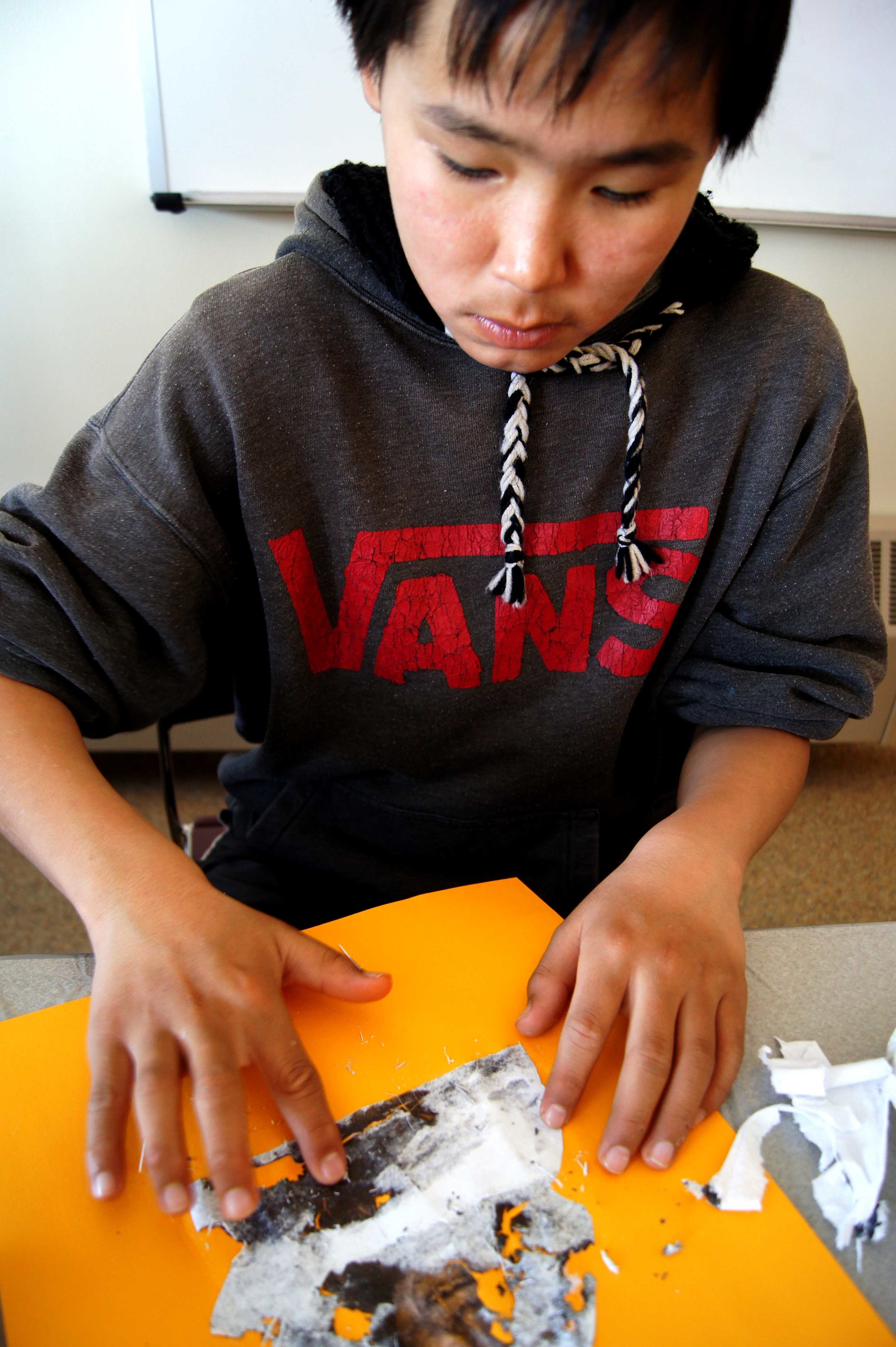 Arts Integration, age 12