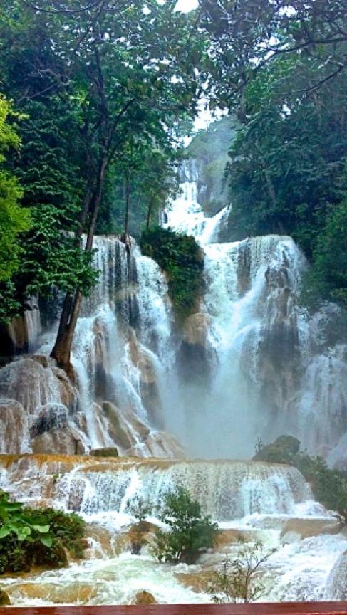 Kuan Xi-Falls