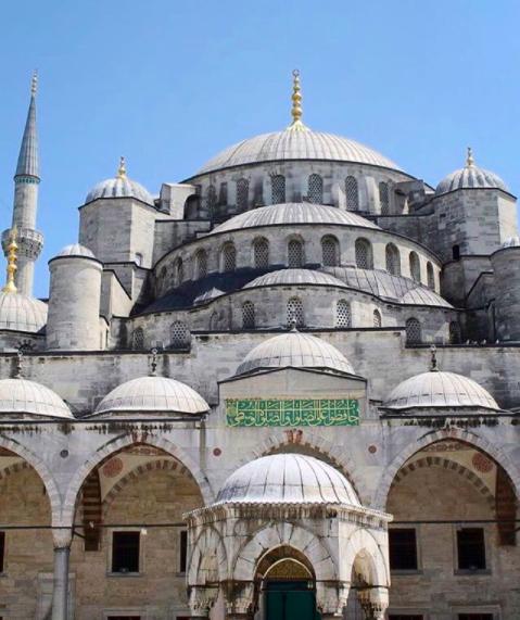 Blue Mosque, AKA Saltanahmet Camii