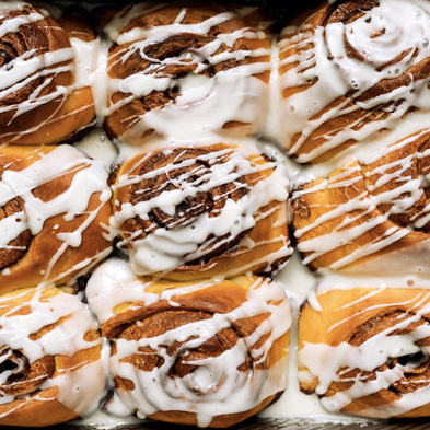 CINNAMON ROLLS - NEW YORK TIMES