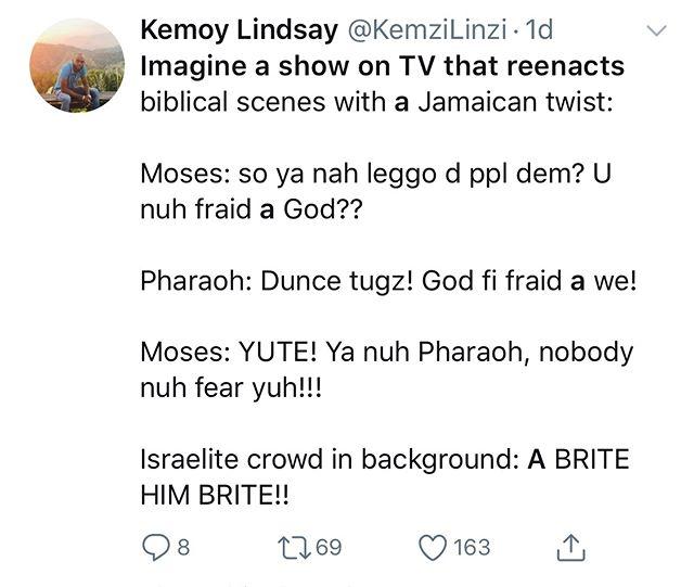 🤣 #yardie #Jamaicansbelike