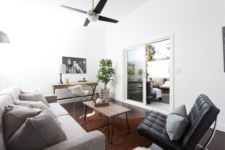 1021 N. Crescent Heights Blvd. #PH305  $815,013 | SOLD