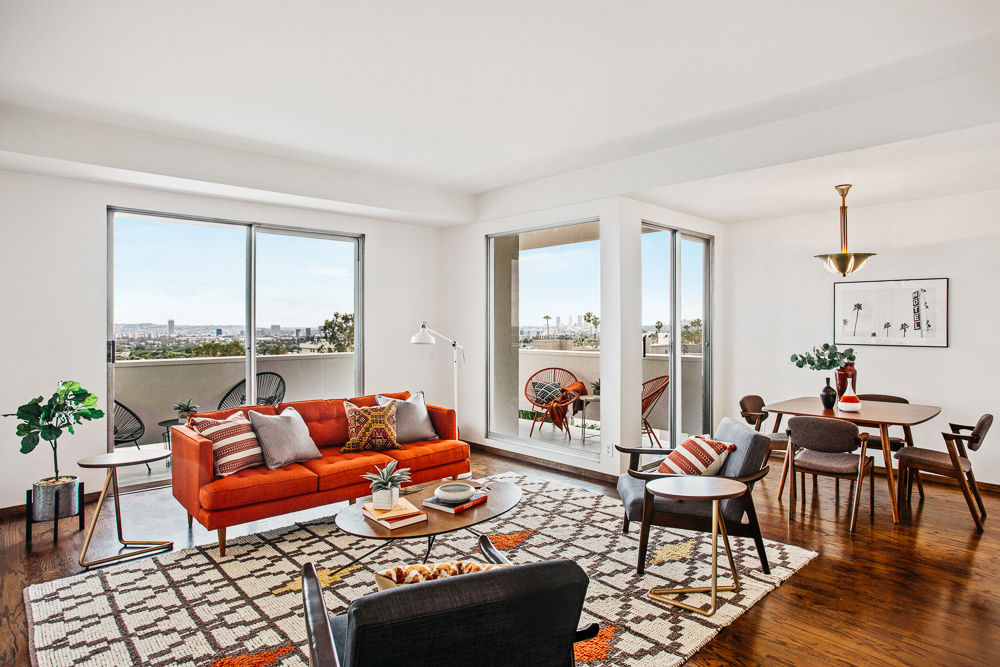 7250 Franklin Ave. #616  $690,000 | SOLD |  FranklinTowers616.com