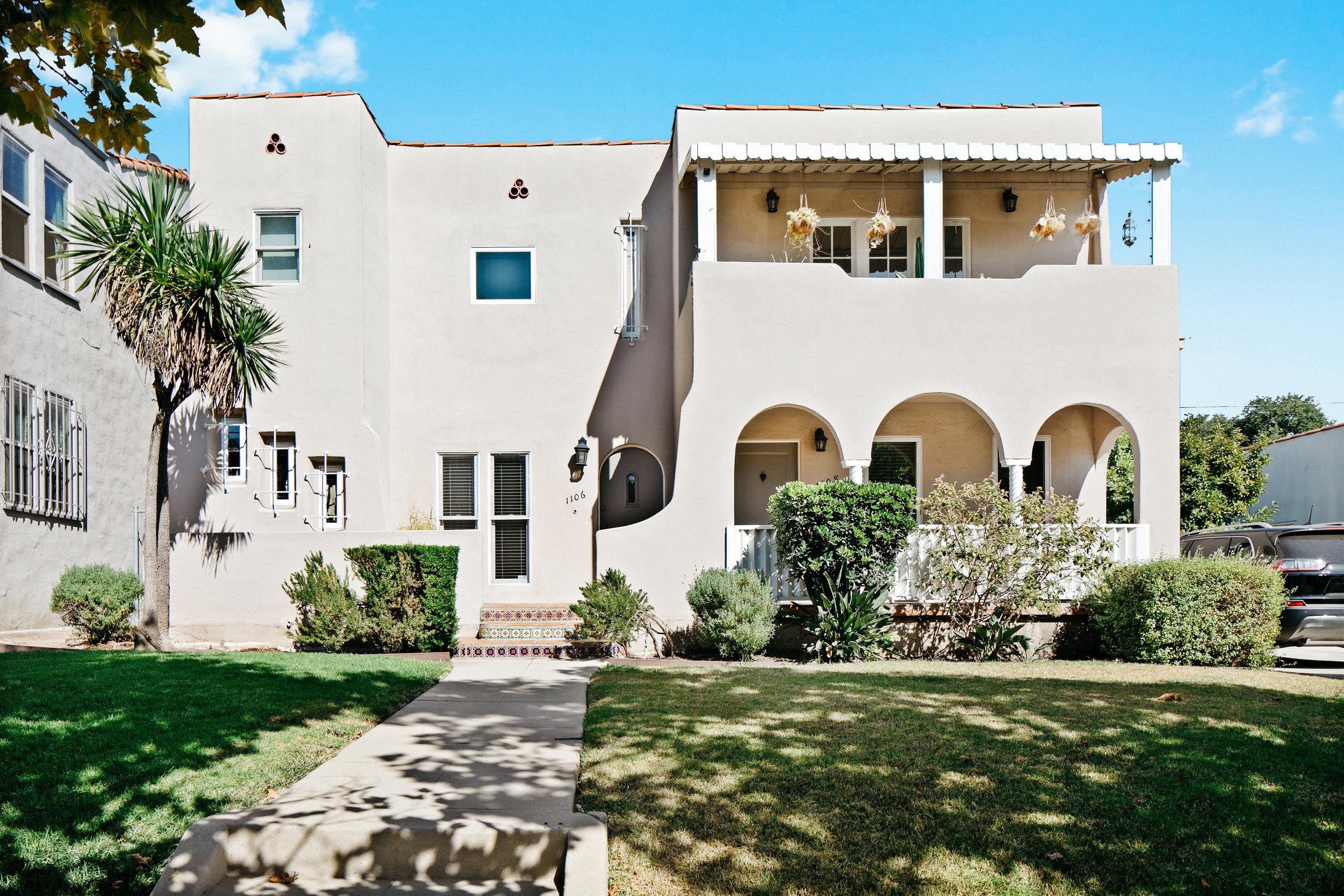1106-1108 Carmona Ave.  $1,395,000 | JUST LISTED |  CarmonaDuplex.com