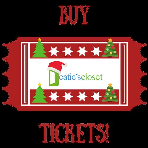 Caties Closet Christmas Tickets