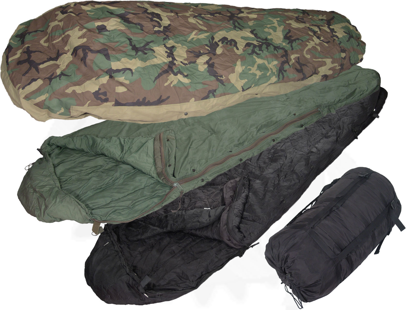 Military Grade Bivy Sack Made in the USA
