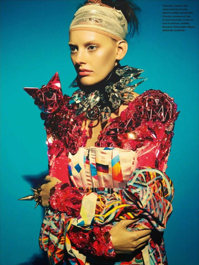 Amanda Murphy - Numero Magazine