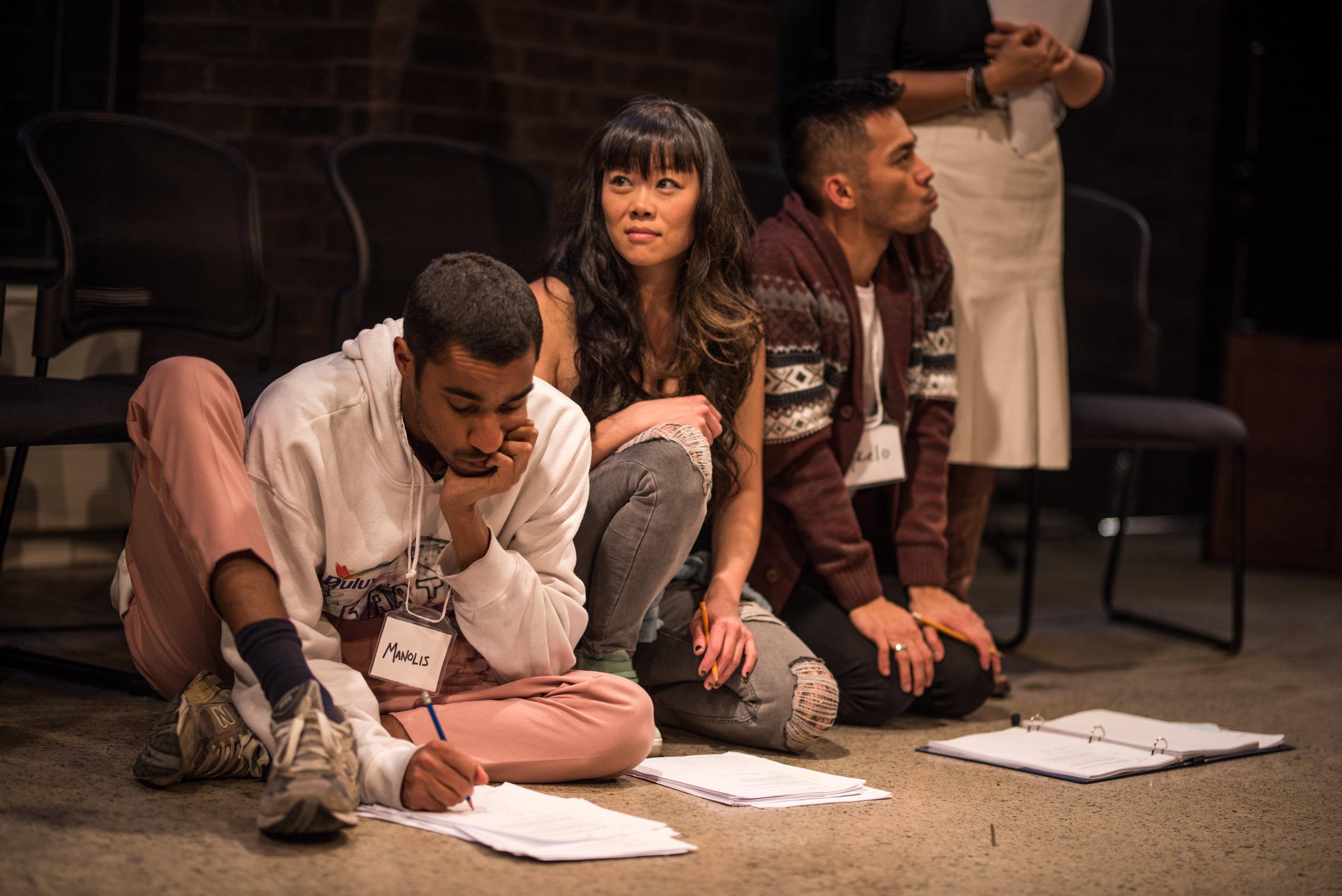 An unprecedented March Break drama camp focusing on Verbatim Theatre, March 11-15, 2019. Click for more info…