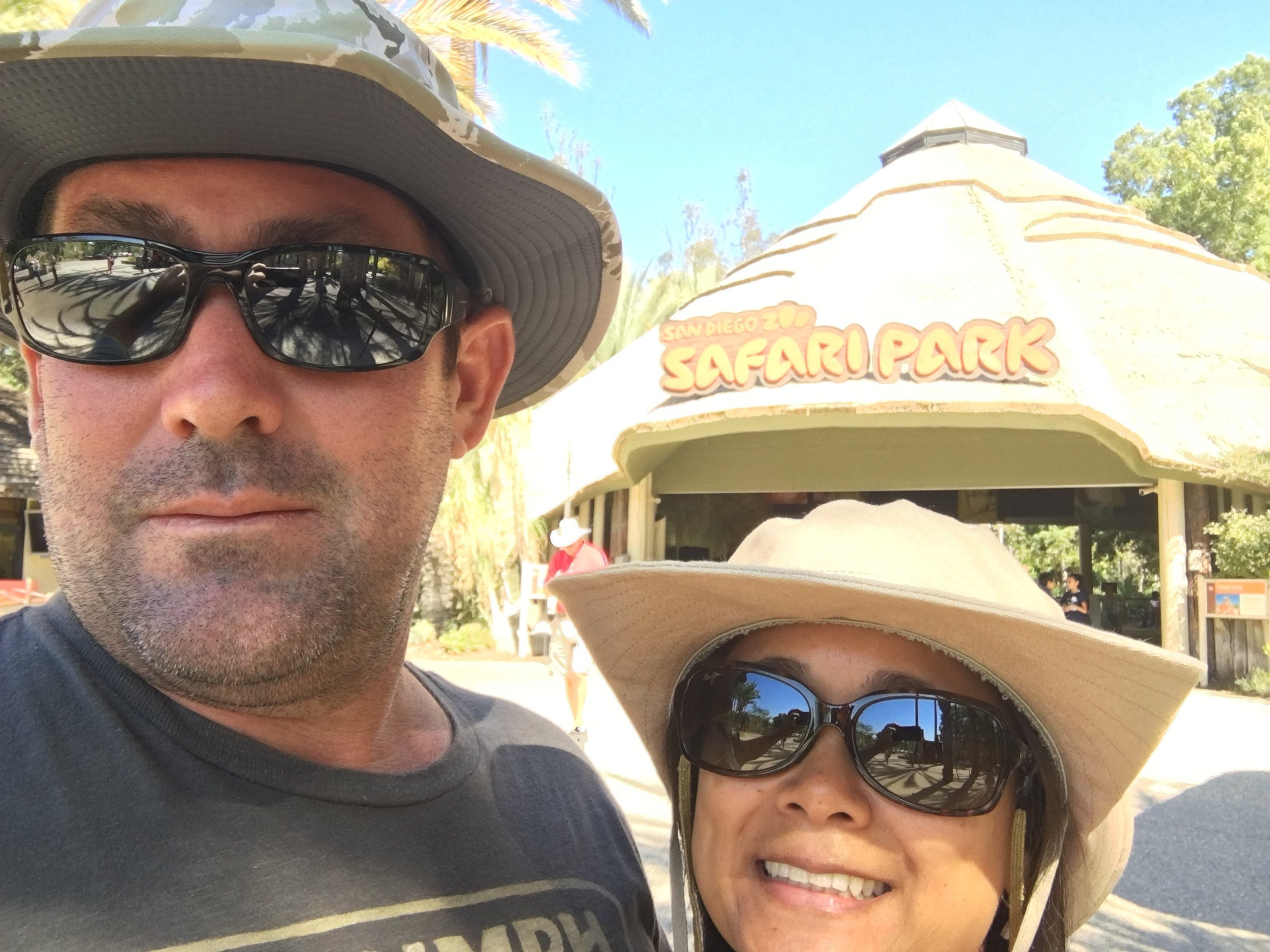 2016 Safari Park CA  Recommended to us by guest of Poipu Inn  John & Sandy, CA