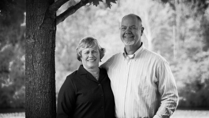 John & Pam Bertram