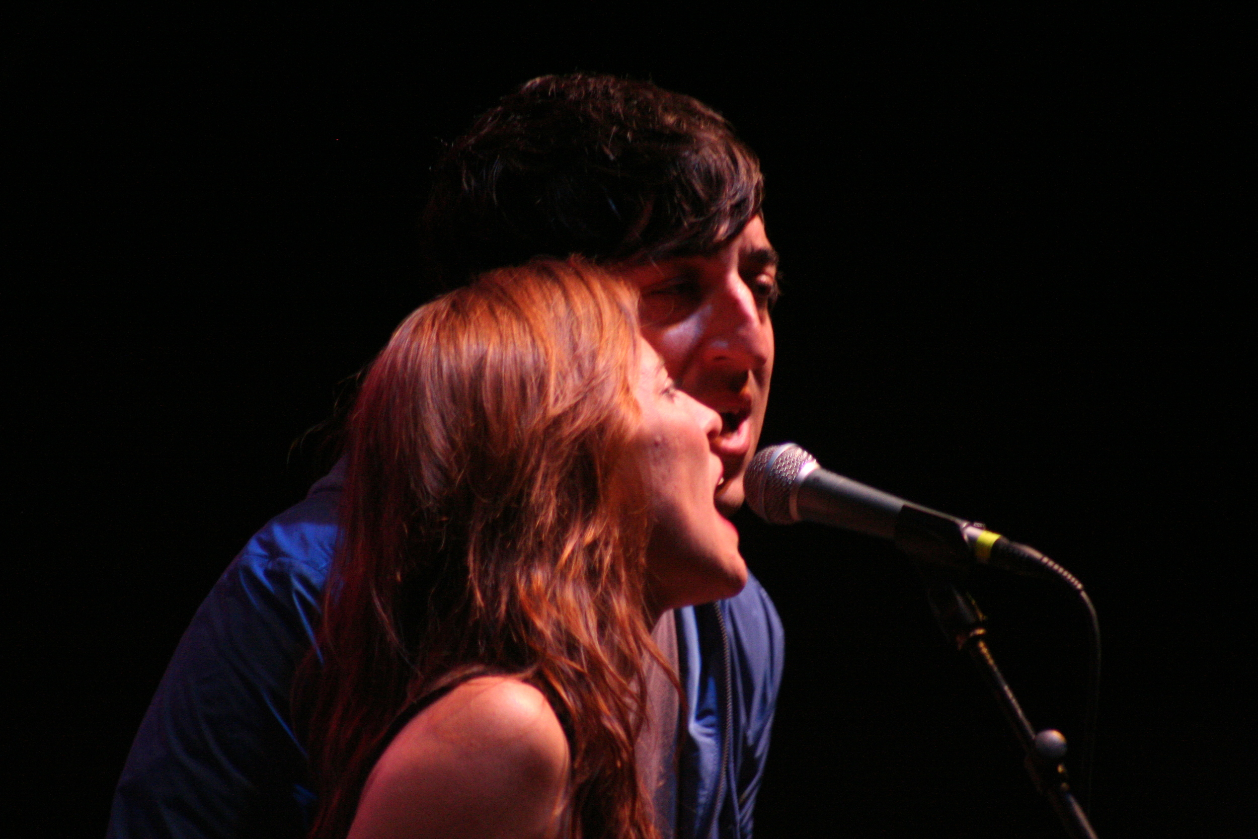 Feist and Grizzly Bear