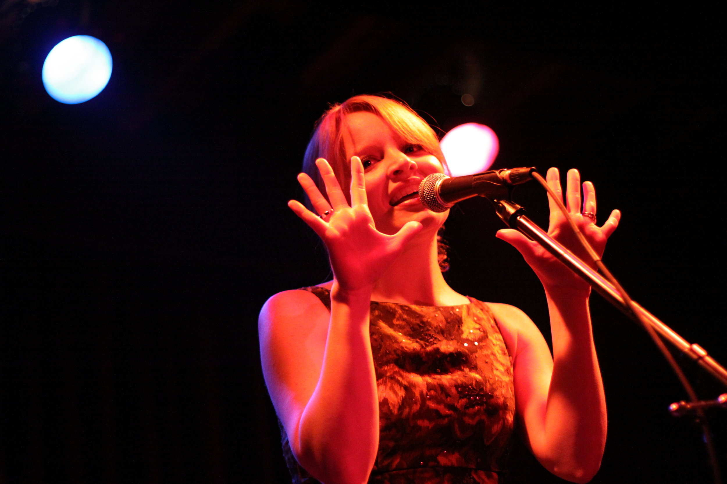 Lauren Ambrose and the Leisure Class no.2