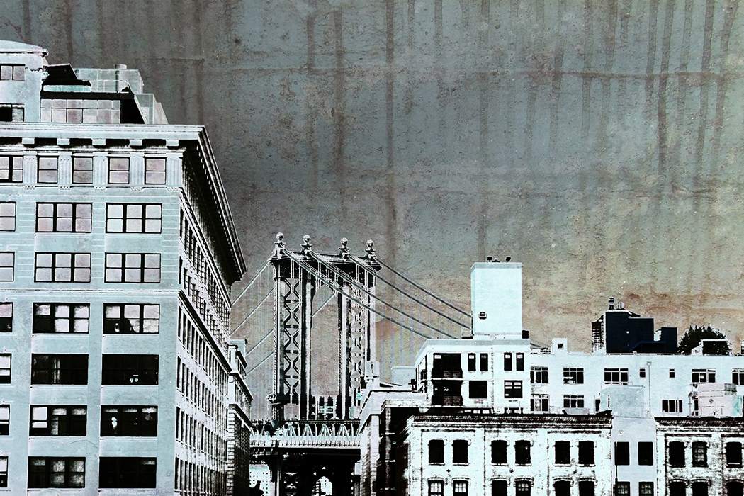 Manhattan Bridge, 2008 | 14x11 | $75