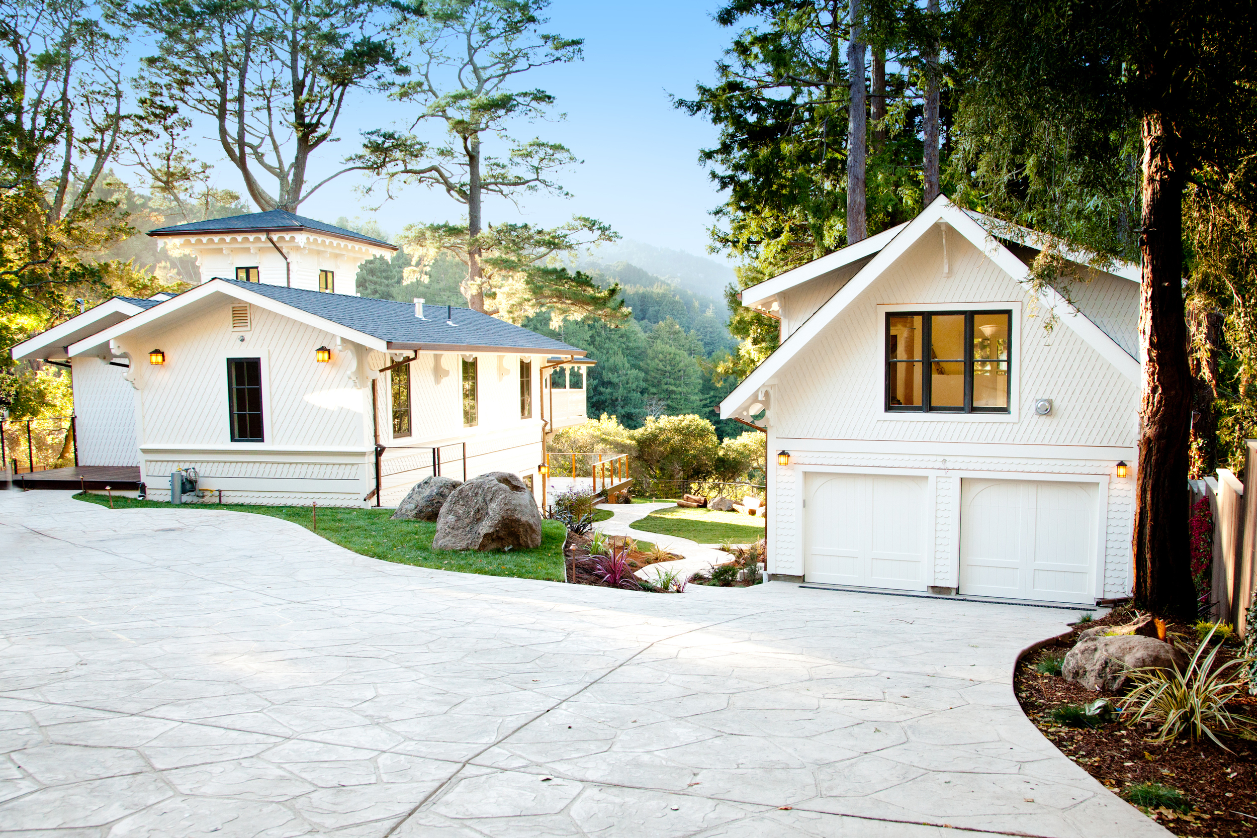 7 Heuters Lane, Mill Valley - Sold for $5,200,000. Represented sellers.