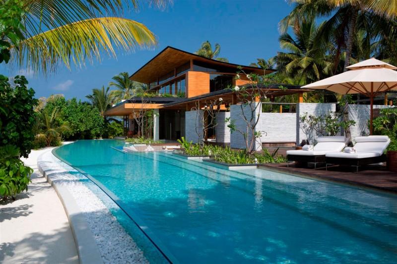 Coco Prive Kuda Hithi Island, Maldives