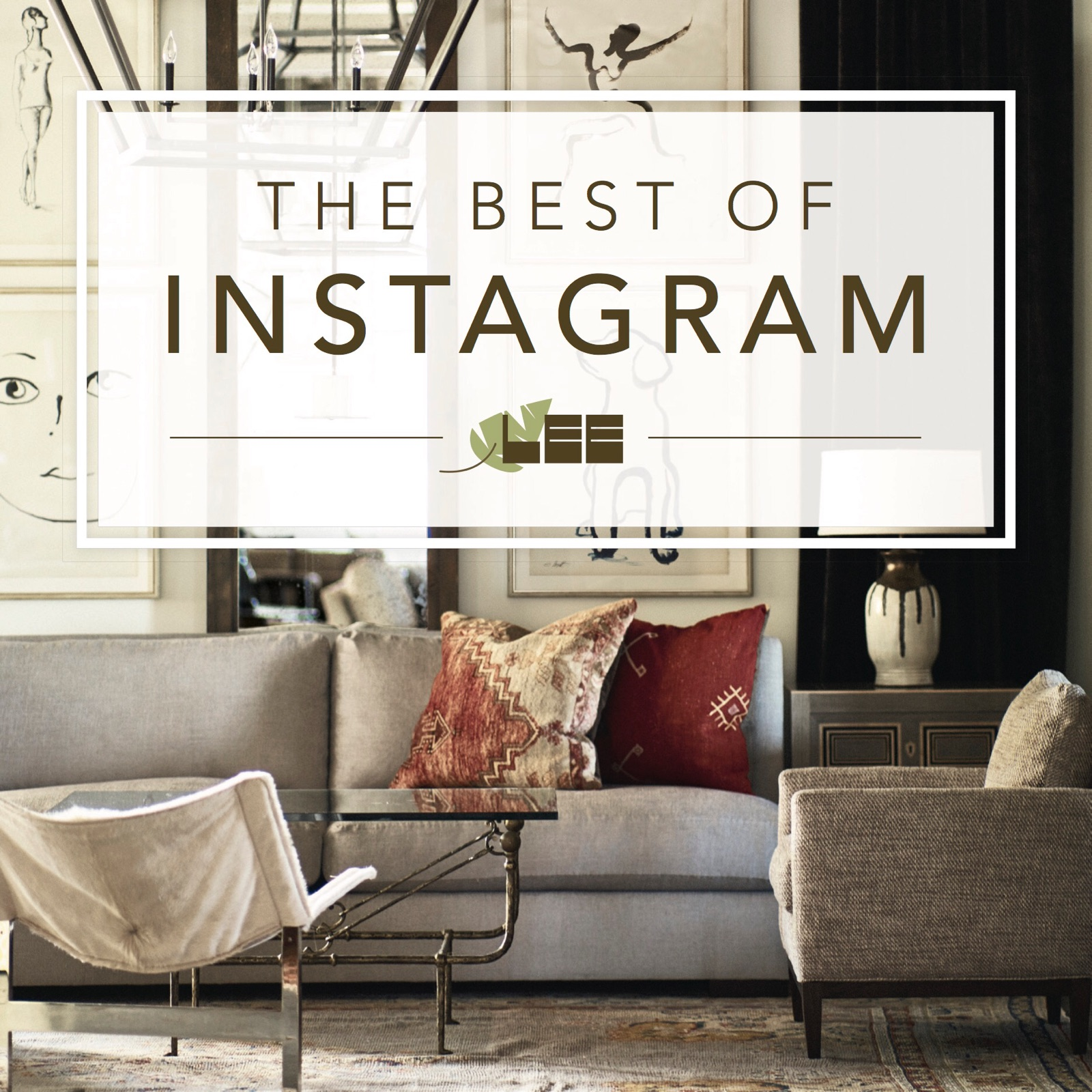 So excited to be included in the LEE Industries 'Best of Instagram 2017'
