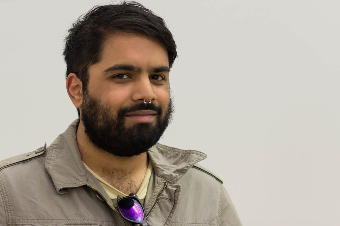 Gopal Menon, the city's reigning blitz champion, is pretty good at slow chess, too
