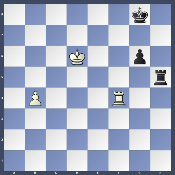 Alexander Fishbein - Gopal Menon    Clark Street Capital, Round 3    Black to play
