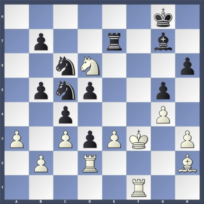 Black to play (variation)