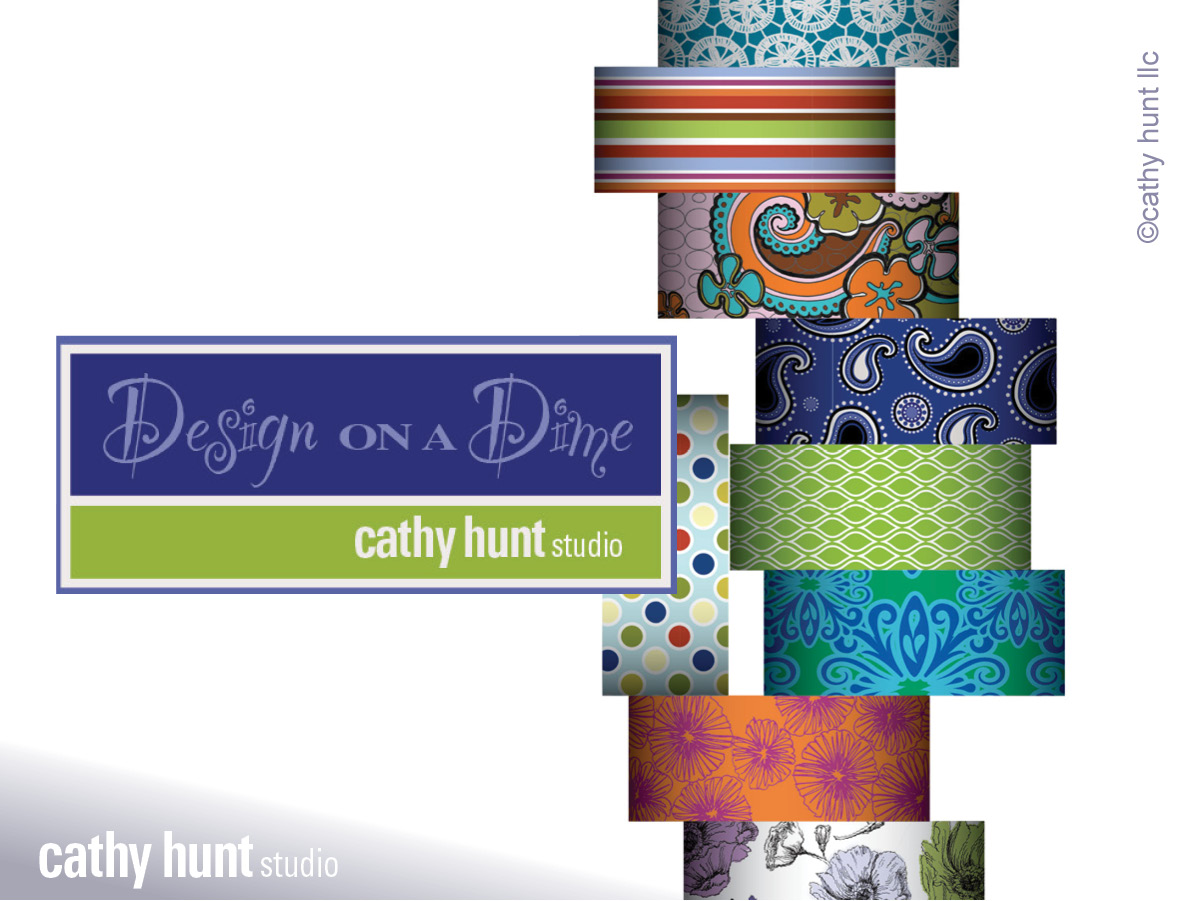 Collection of Decorator Duck Tape Designs