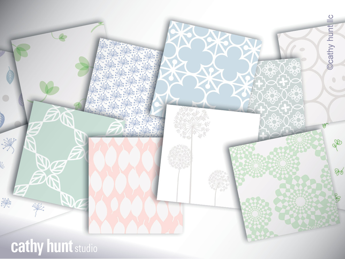 Organic Crib Mattress Pattern Design Project