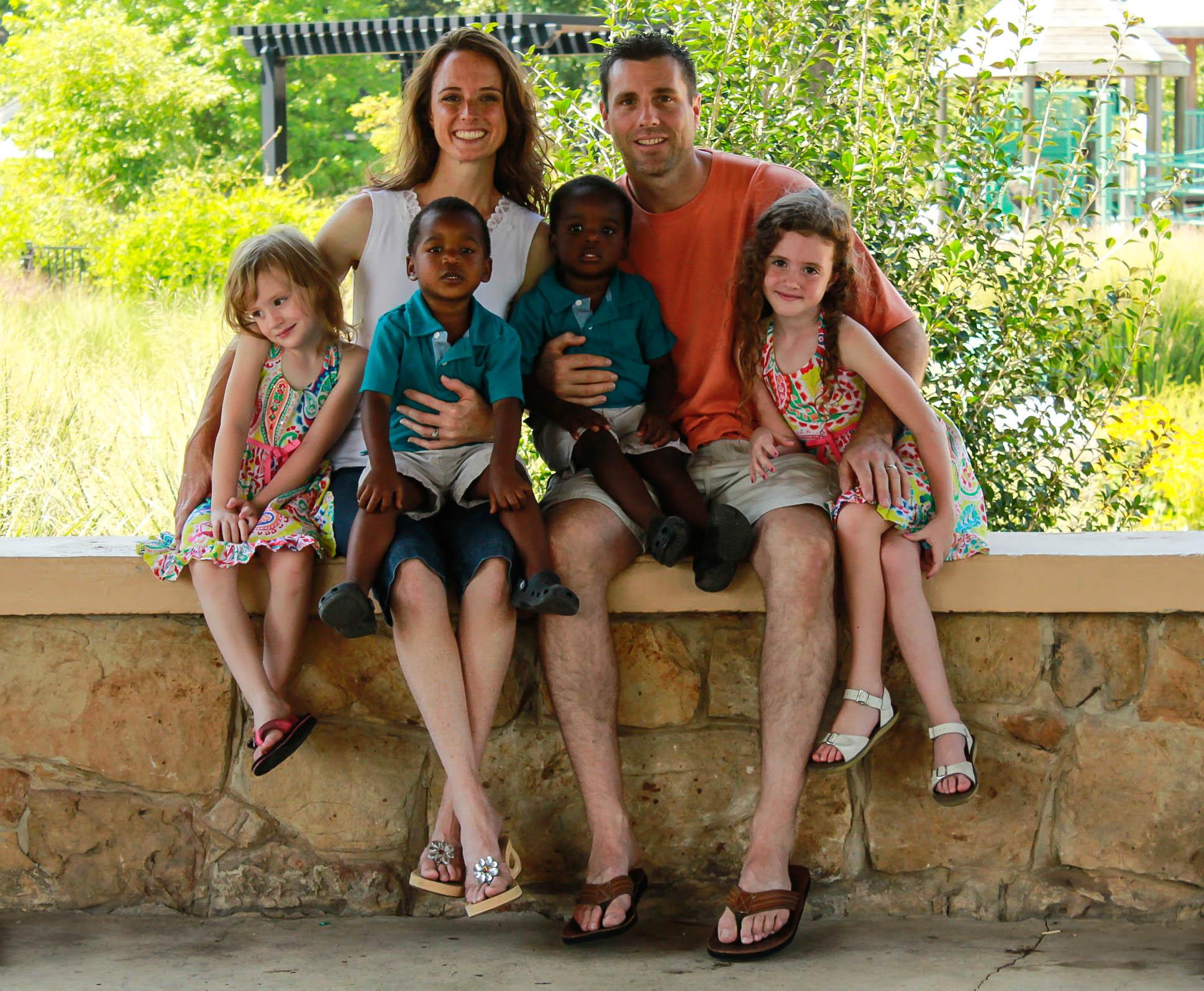 The Knotts Family