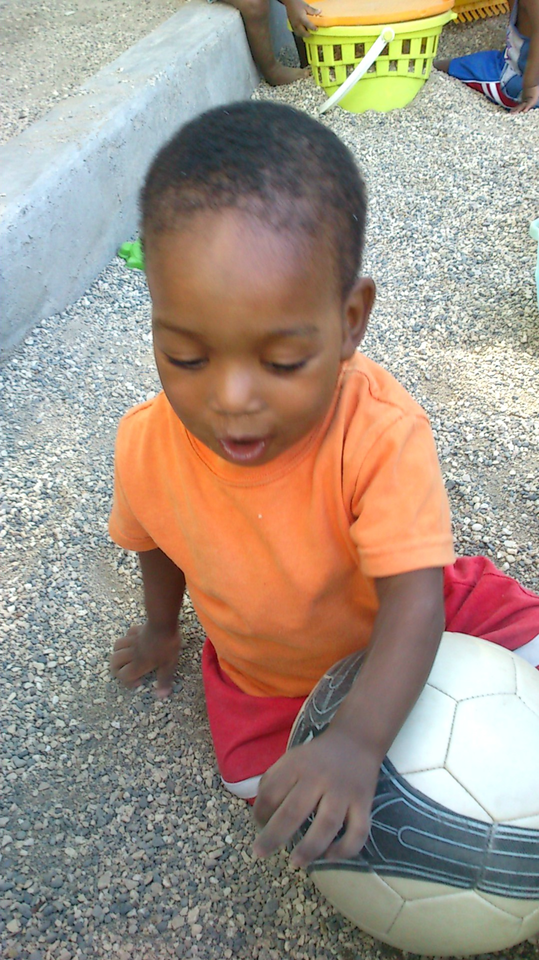 Soccer was meant to be in Tre's future!