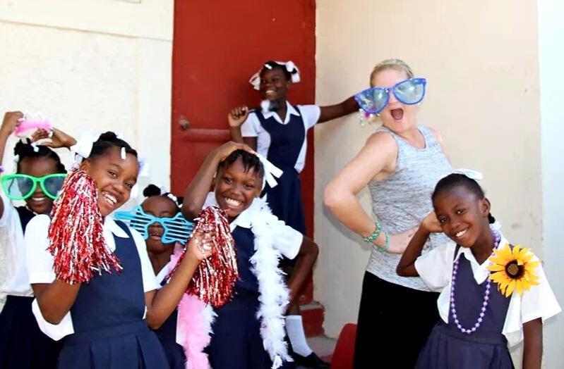 EDIT Mer with silly school girls.jpg