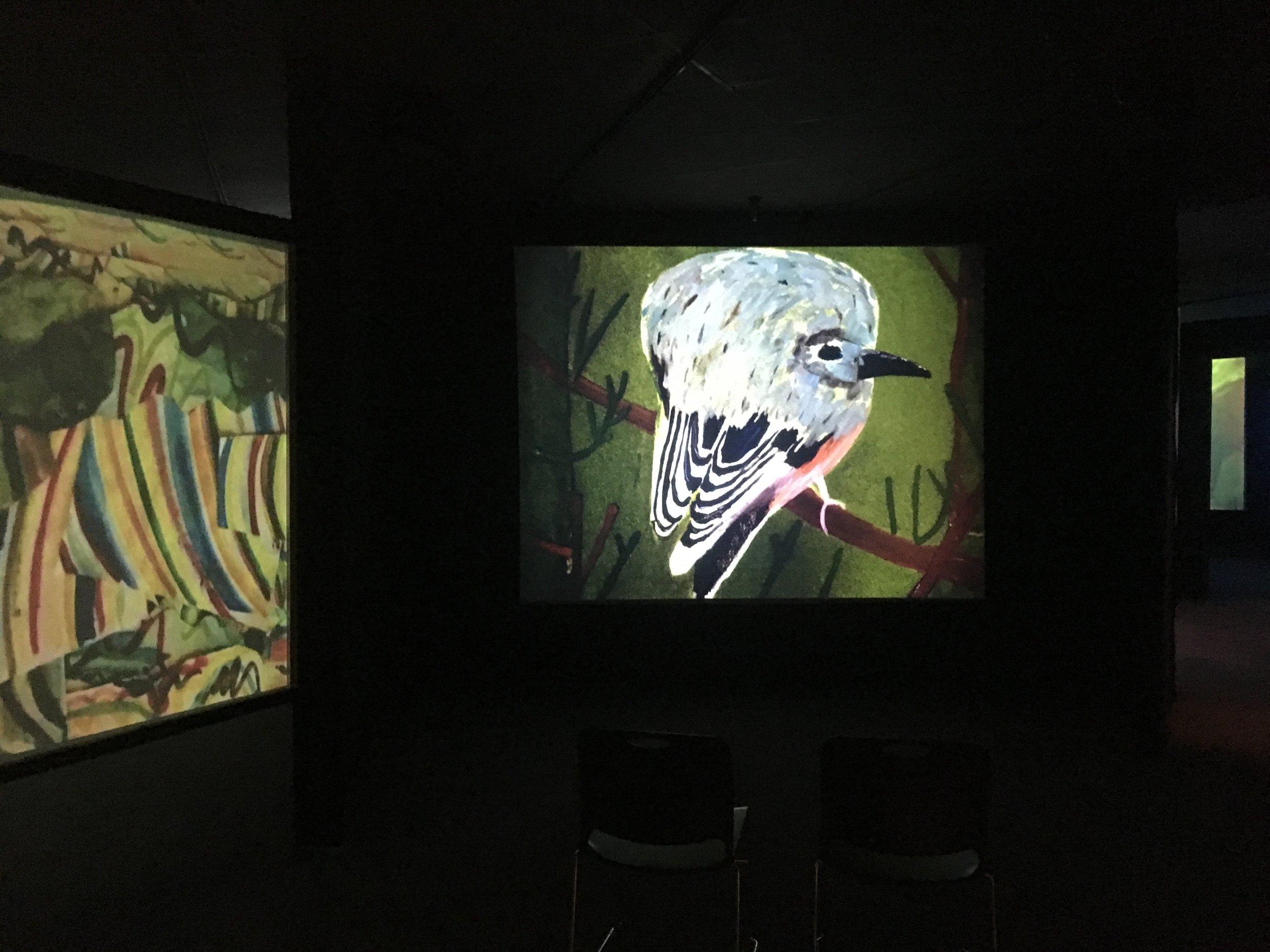 Ezra Johnson Animations 2006-2016 at Young Projects, LA