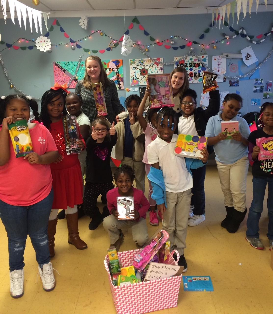 The Frazee Center - 1st and 2nd Grade Girls Class