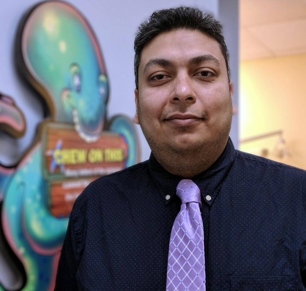 Dr Amit Mongia, General Dentist - Practice limited to Children's Dentistry