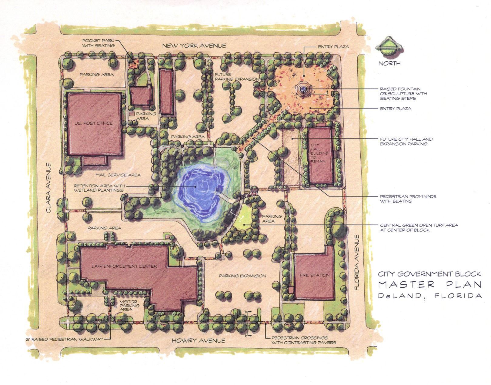 DeLand Downtown Master Plan