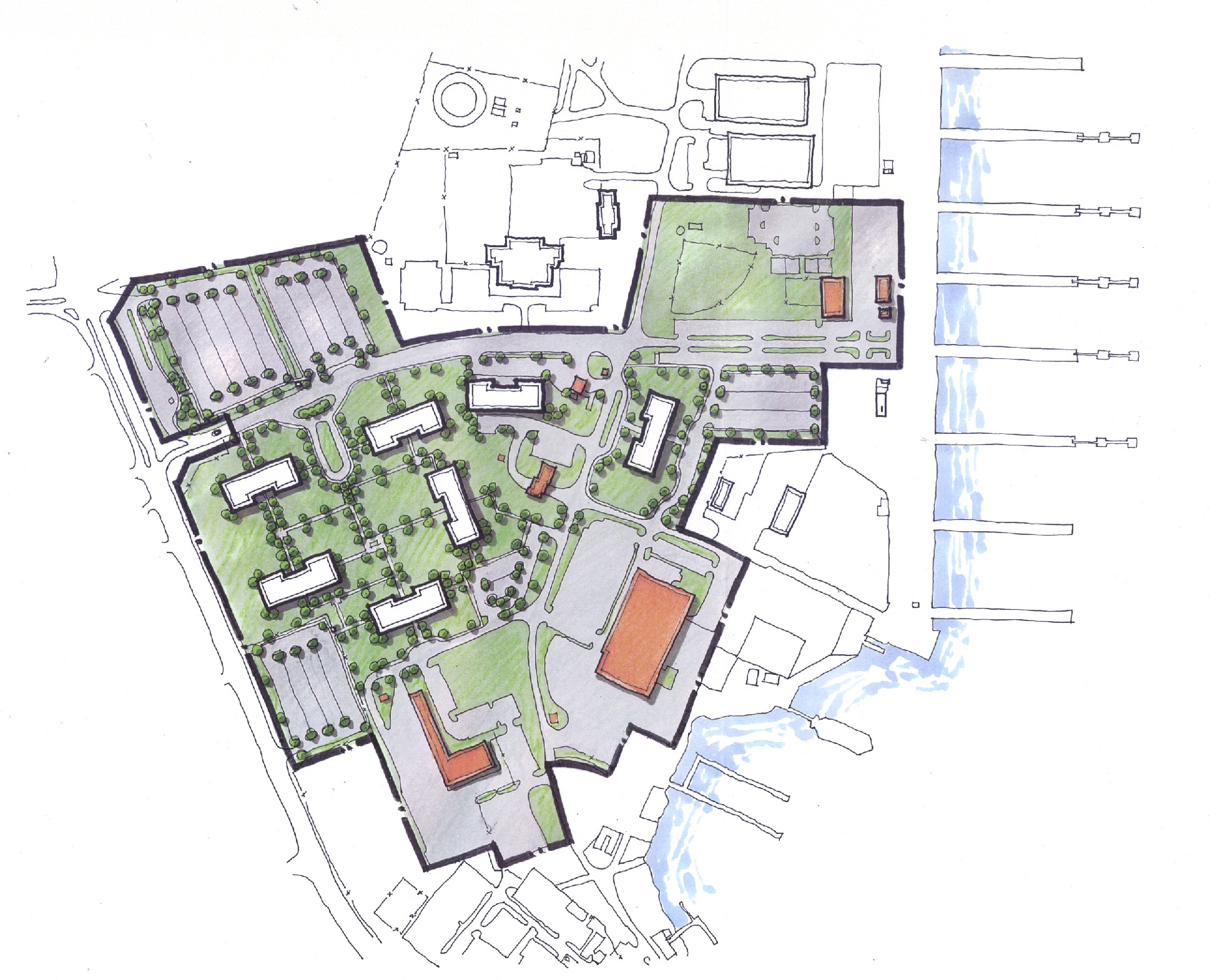 Little Creek Naval Base Master Plan