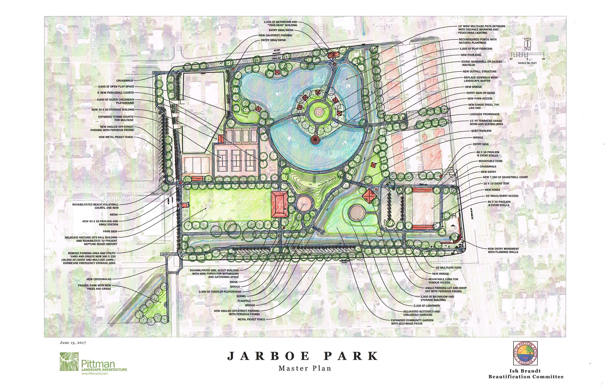 Jarboe Park Master Plan